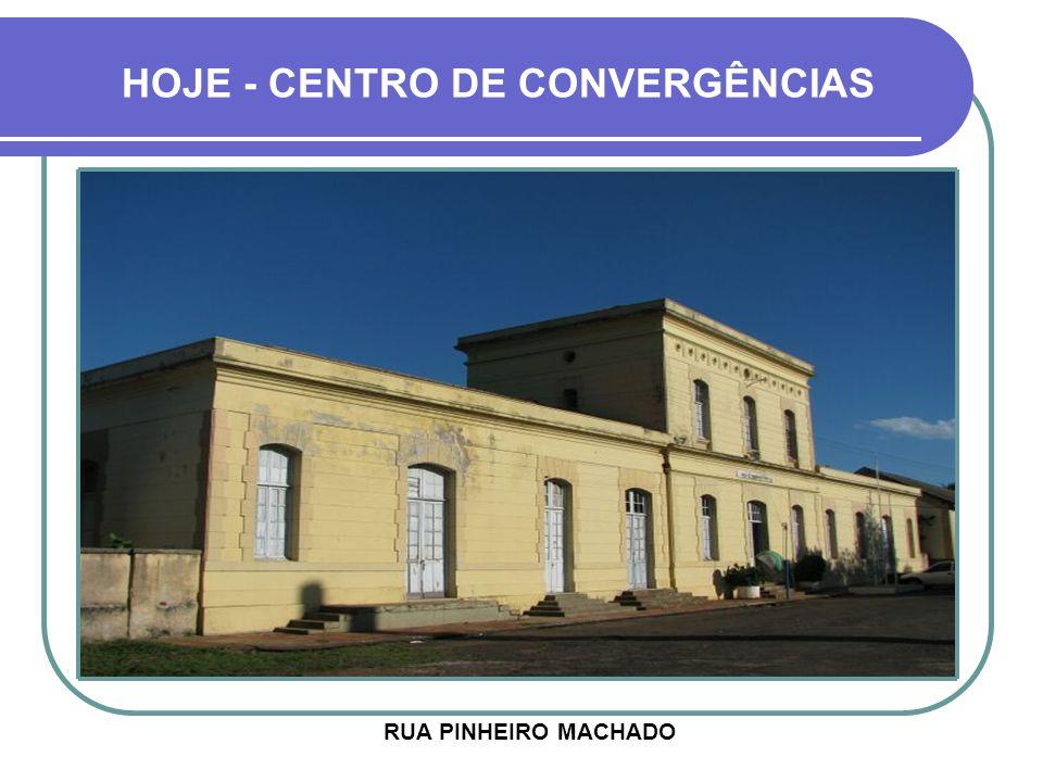 CONSTRUÍDA EM 1892 ESTAÇÃO FERROVIÁRIA 1