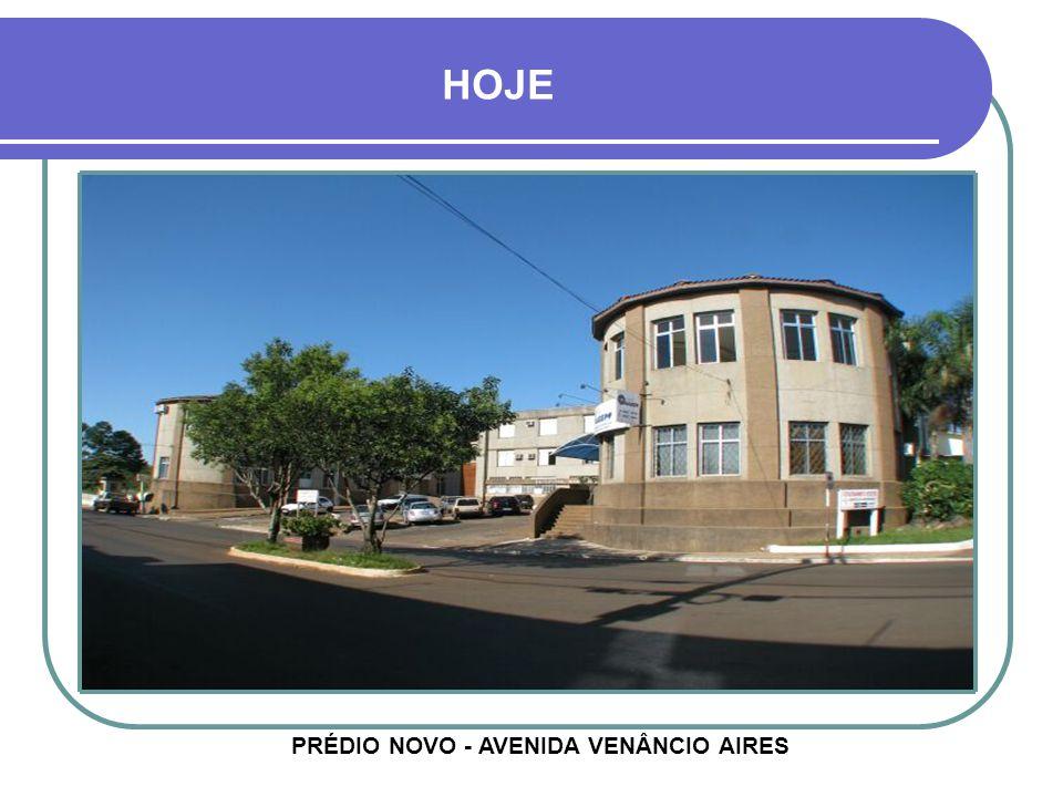 PRÉDIO ANTIGO – DESMANCHADO NA DÉCADA DE 1960 HOSPITAL SÃO VICENTE DE PAULO