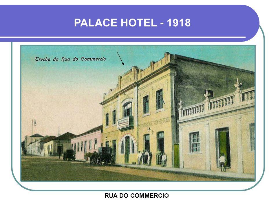 CONSTRUÍDA EM 1924 MAS JÁ HAVIAM FIÉIS NA CIDADE DESDE 1877