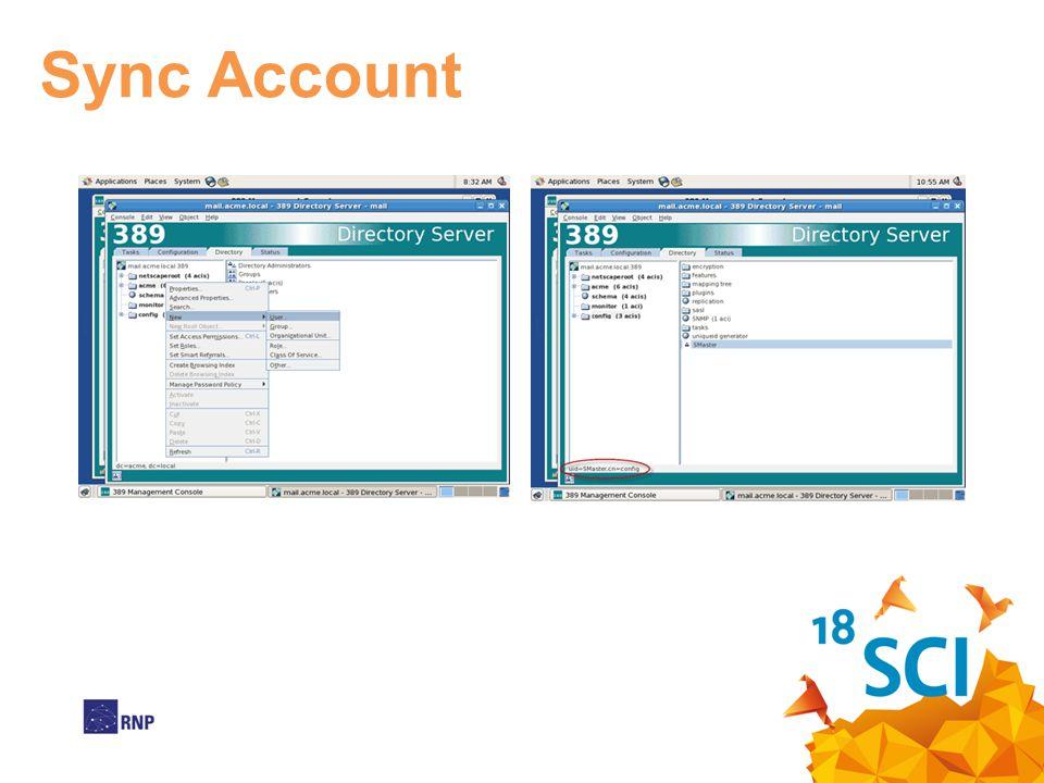 Sync Account