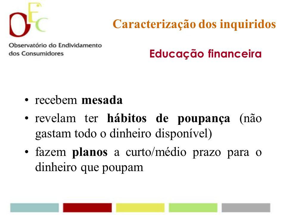 Economia/Justiça em situação de incumprimento: - o consumidor não deve ser perdoado - as dívidas devem ser renegociadas com a instituição financeira -