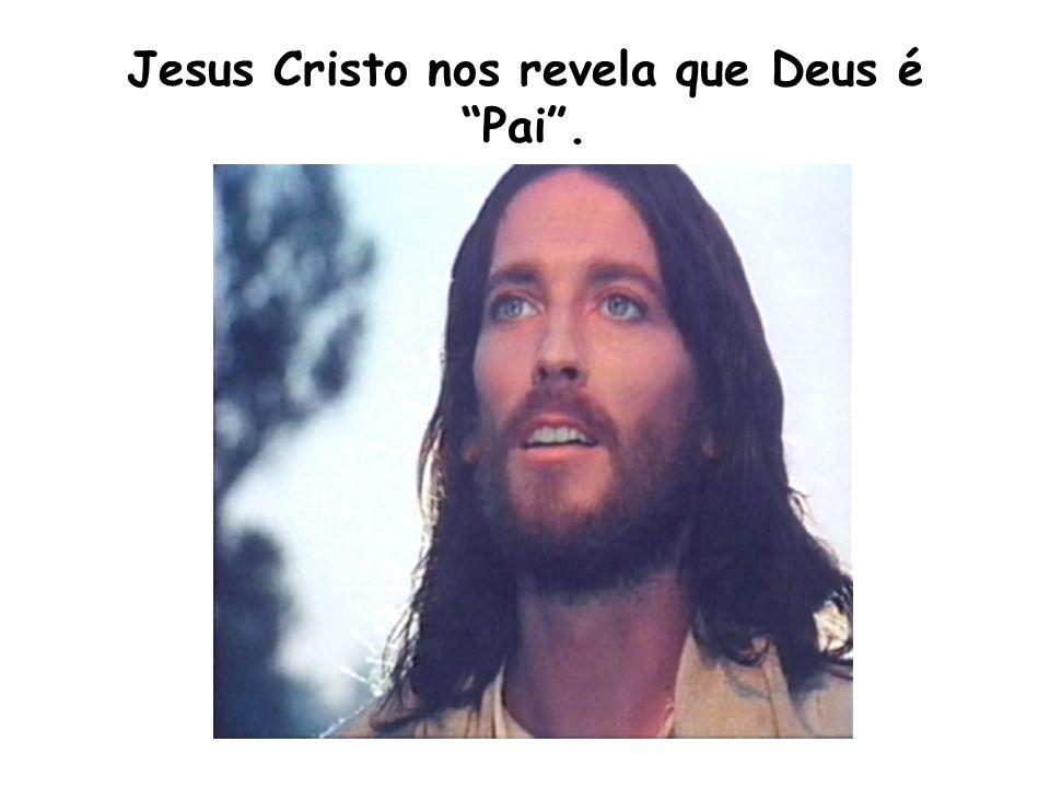 Jesus revela quem é o Espírito Santo: Terceira pessoa da Santíssima Trindade.