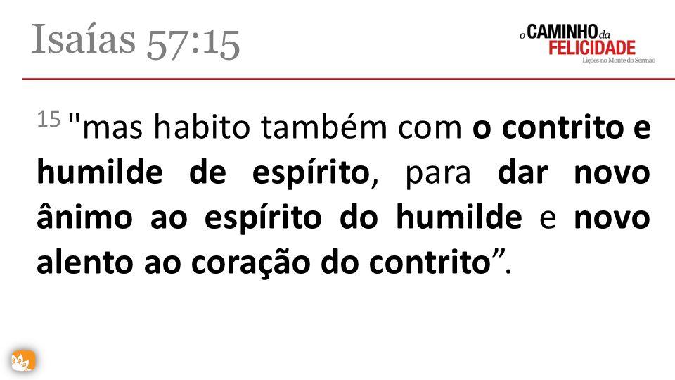 Isaías 57:15 15