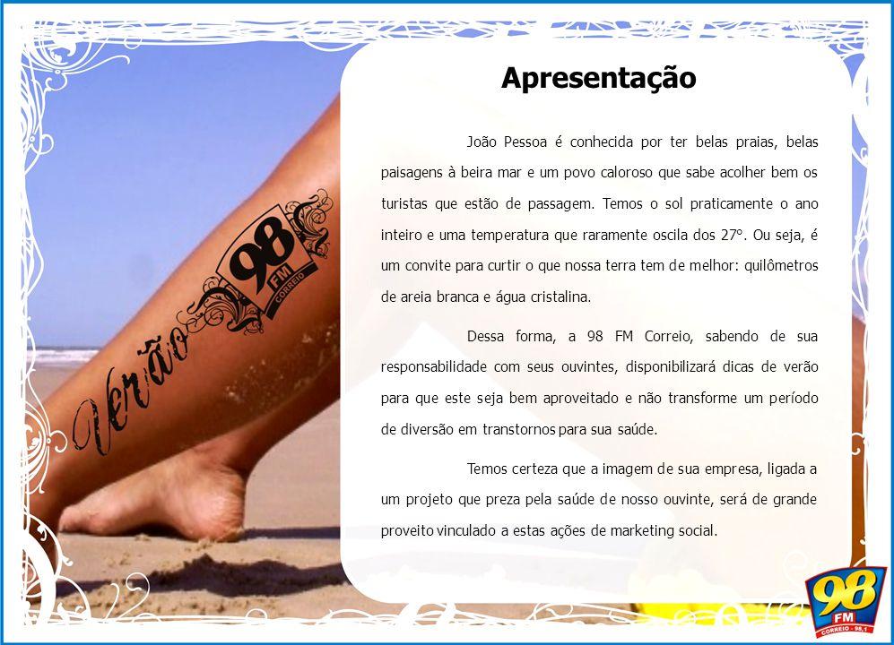 João Pessoa é conhecida por ter belas praias, belas paisagens à beira mar e um povo caloroso que sabe acolher bem os turistas que estão de passagem.