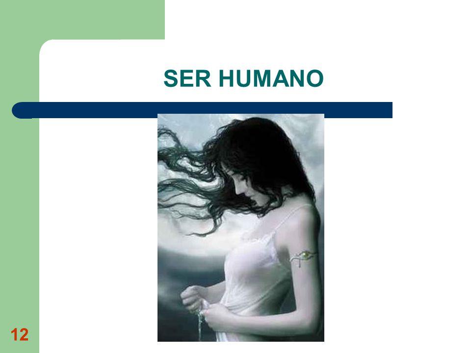 12 SER HUMANO