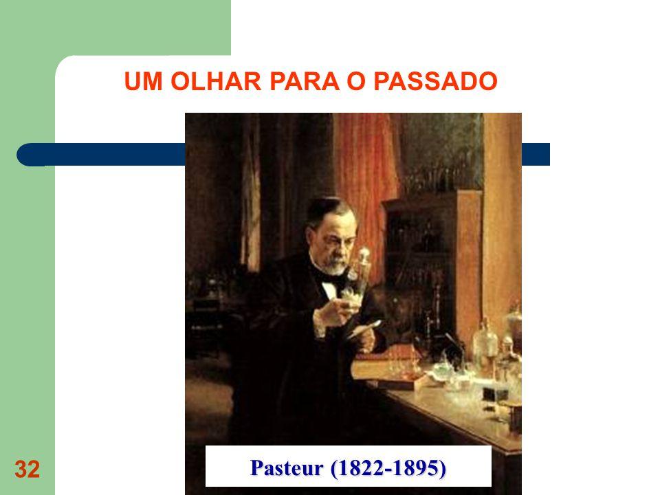 32 Pasteur (1822-1895) UM OLHAR PARA O PASSADO