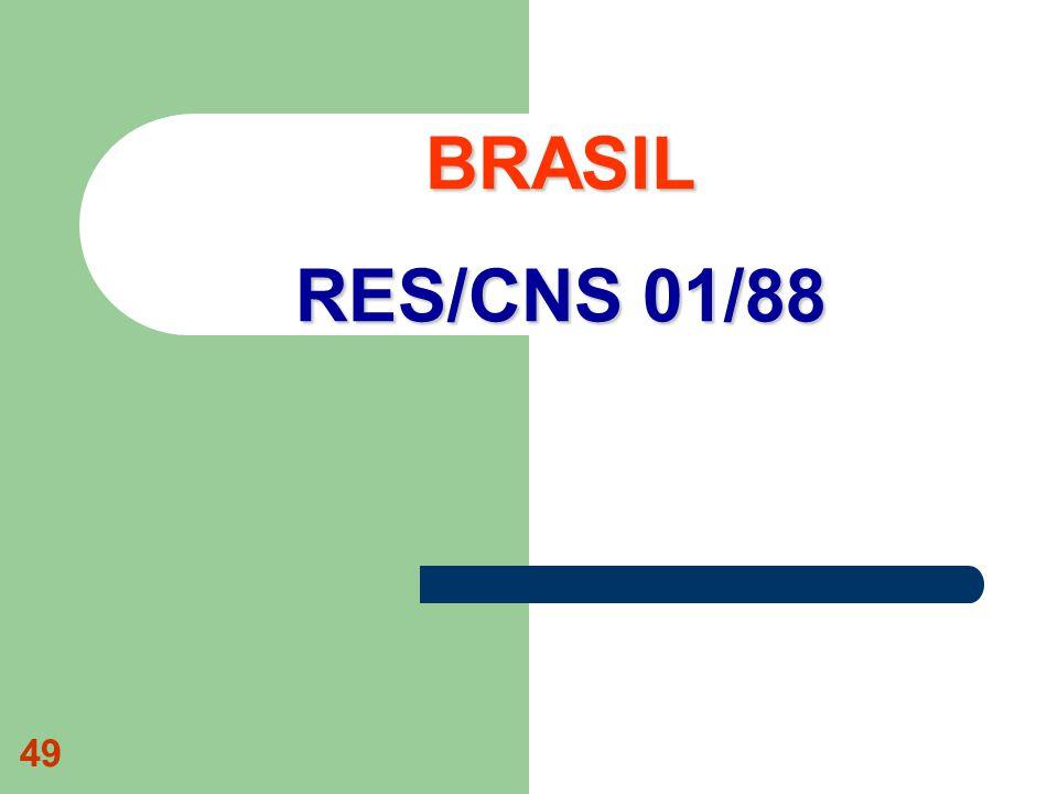49 BRASIL RES/CNS 01/88