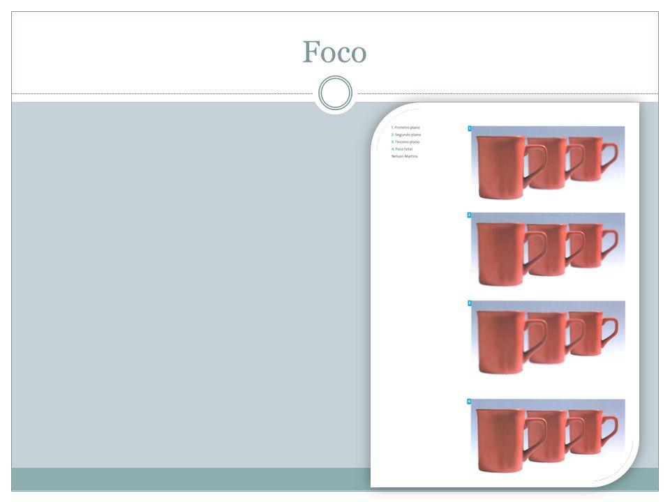 Tipos de Objetivas Macro Pequenas distâncias Detalhes / Close Pouca profundidade de campo Foco em primeiro plano