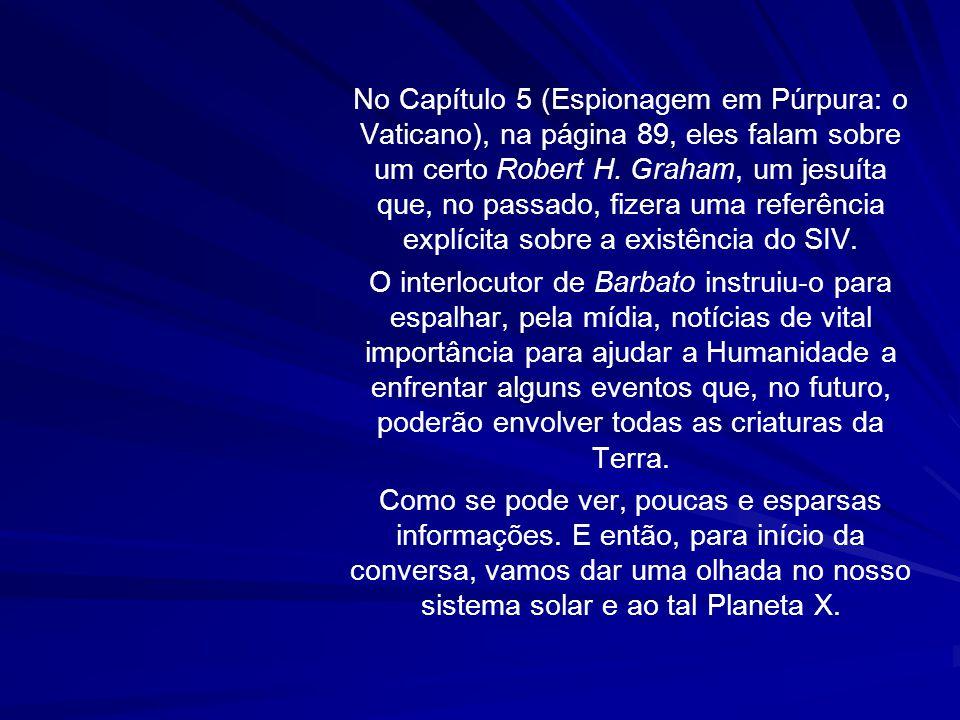 Somente em 2005, Barbato decidiu revelar a incrível estória e mostrar o vídeo dos jesuítas ao público. Isto foi feito no Palazzo della Província, na c