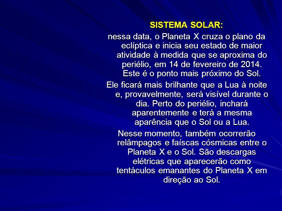 Nesse momento, nosso Sol atravessará o plano mais denso da Galáxia, enfrentando perigos jamais vistos.