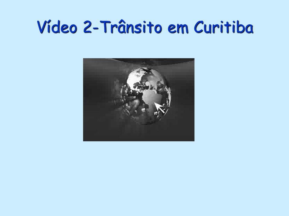 Vídeo 2-Trânsito em Curitiba