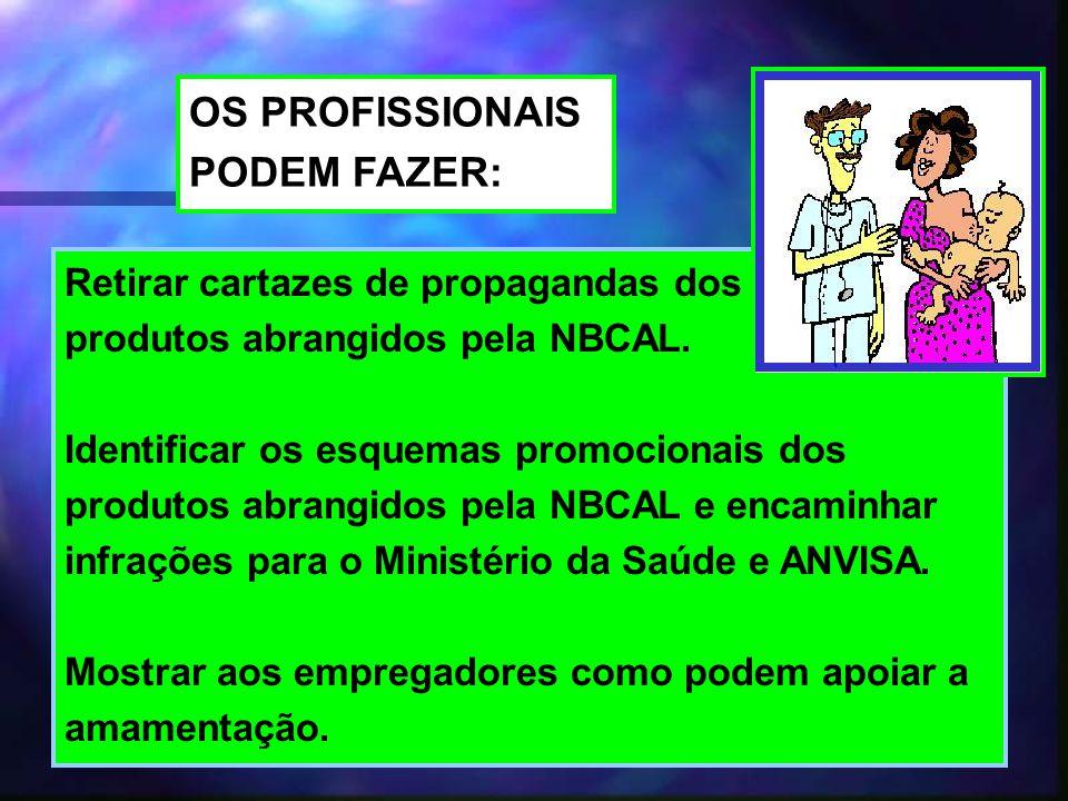 44 Retirar cartazes de propagandas dos produtos abrangidos pela NBCAL. Identificar os esquemas promocionais dos produtos abrangidos pela NBCAL e encam