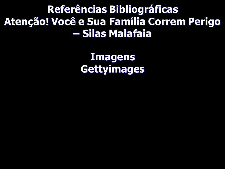 Referências Bibliográficas Atenção.