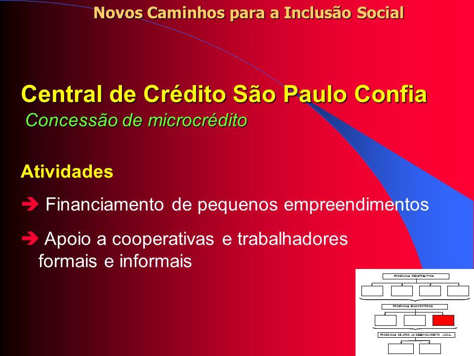 Oportunidade Solidária Incubadora de pequenos negócios.