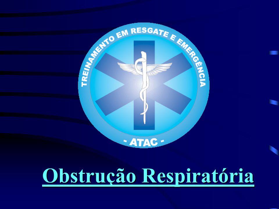 Obstrução Respiratória