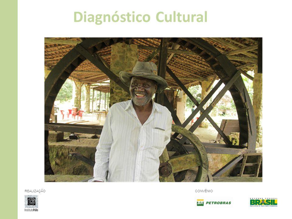 REALIZAÇÃOCONVÊNIO Diagnóstico Cultural