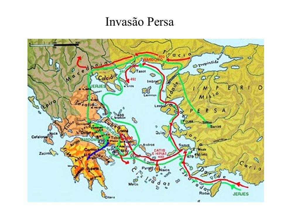 Invasão Persa