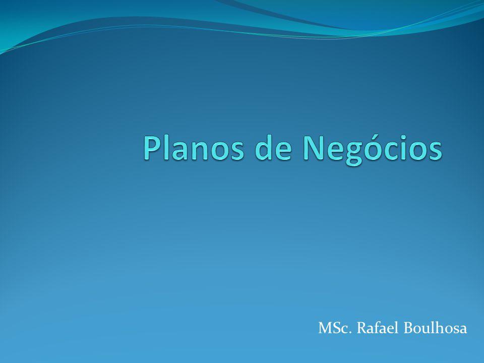 O que é o Plano de Negócios (PN).