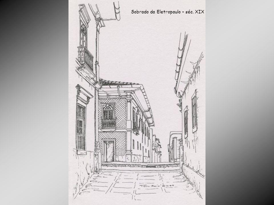 Espaço Cultural Almeida Júnior (antigo Grupo Escolar Cesário Mota) séc. XIX