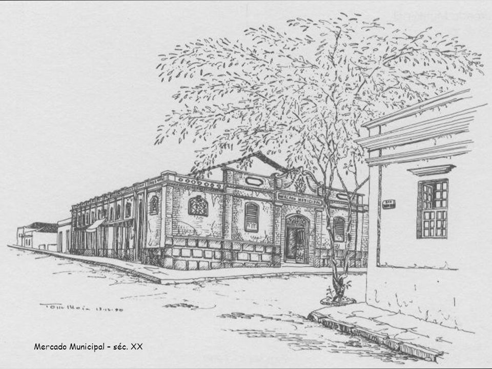 Igreja de São Benedito – séc. XX