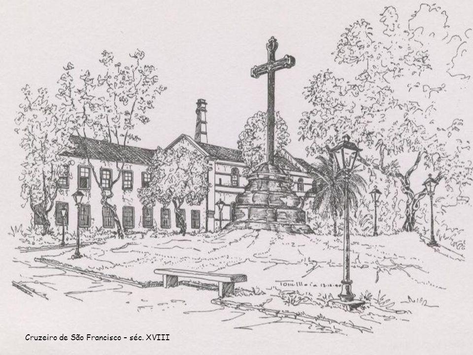 Regimento Deodoro – 2° GAC AP (antigo Colégio e Igreja de São Luís Gonzaga) séc. XIX