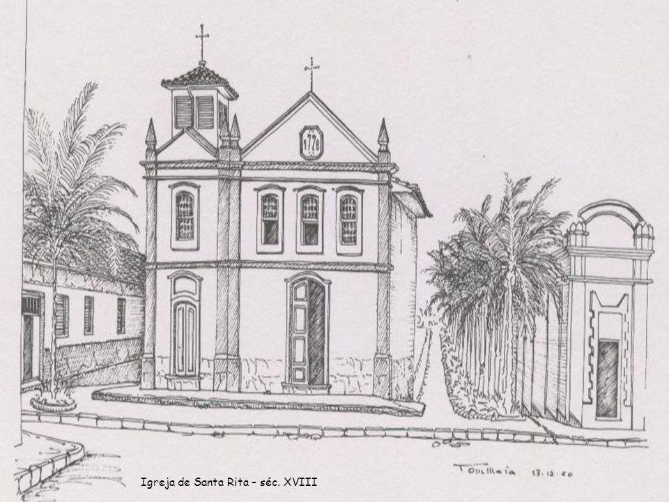 Igreja de Santa Rita – séc. XVIII