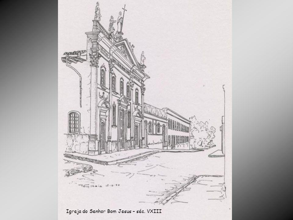 Igreja de São Lázaro - Capela do Padre Bento séc. XIX