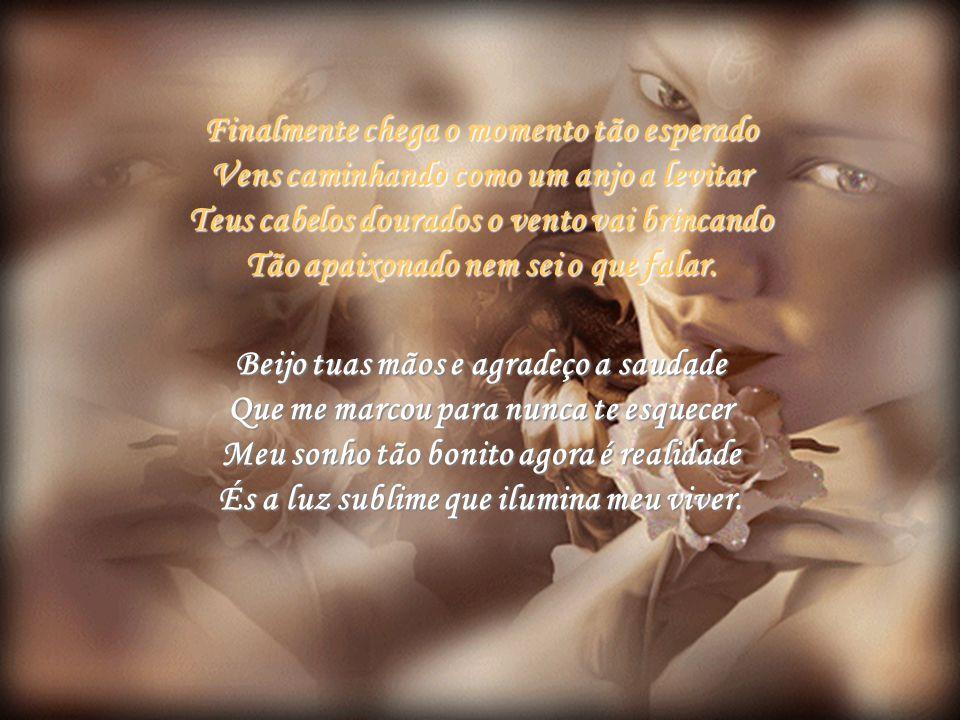 Rio de Janeiro de Ipanema e Arpoador Fonte inesgotável de inspiração para o poeta Das sete maravilhas que é o Redentor Recebe meu amor com a mais lind