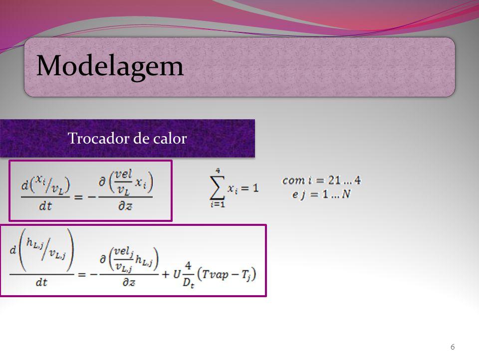 Modelagem 6 Trocador de calor