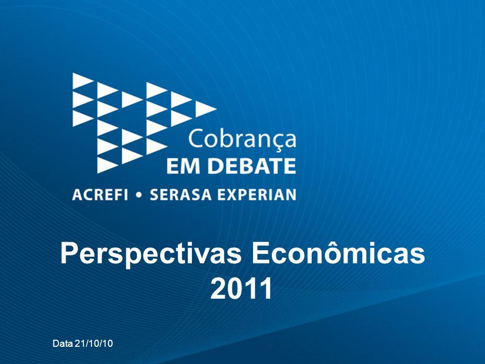 Fonte: BCB Brasil 2011 Relação Crédito PIB continua em ascensão