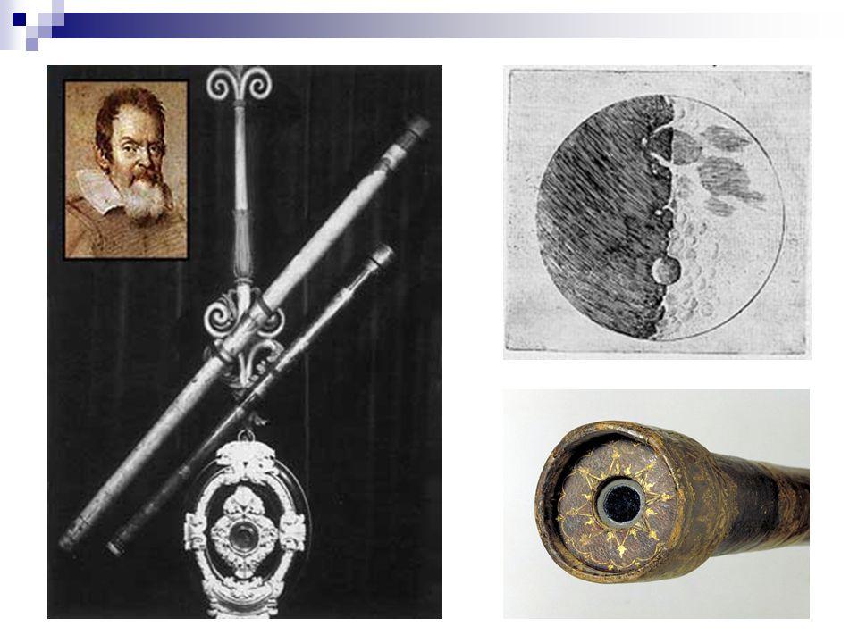 1626Rene Descartes Lei da Refração 1666Isaac Newton decomposição da luz solar em um prisma: 6 ou 7 (!) cores recomposição em um segundo prisma luz branca é uma mistura de diferentes tipos de raios luminosos, refratados em ângulos ligeiramente diferentes, cada um produzindo uma cor espectral diferente