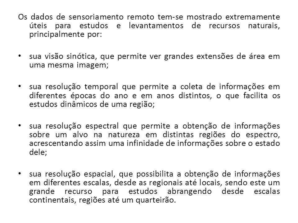Detecção e monitoramento de queimadas Estima-se que no Brasil ocorrem mais de 300.000 queimadas anualmente.