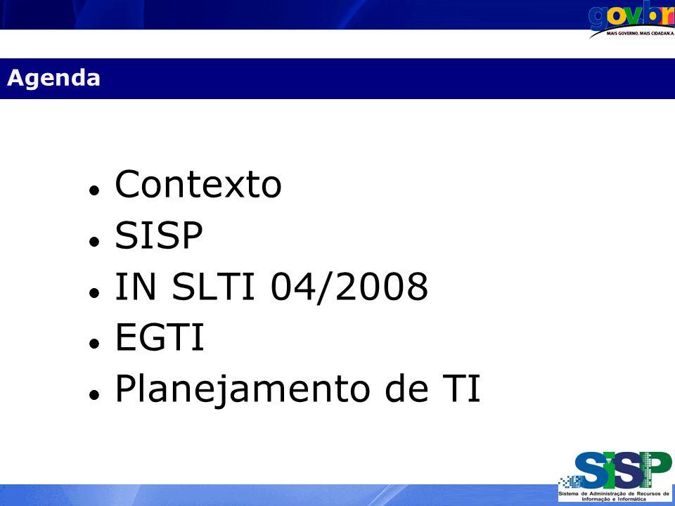 EGTI 2008/2009 Autodiagnóstico 2009/2010: 12% -718 novos gestores de TI - 350 analistas