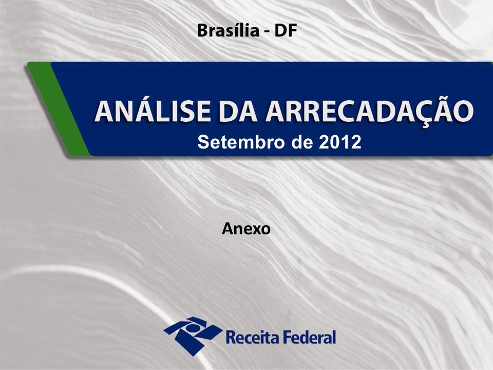 1 Setembro de 2012 Anexo