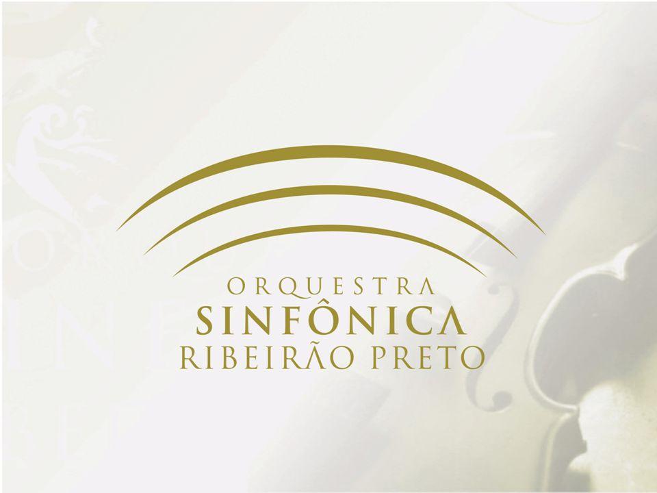 Institucional OSRP Há 74 anos, a Orquestra Sinfônica de Ribeirão Preto conta com uma história de devoção e amor à música.