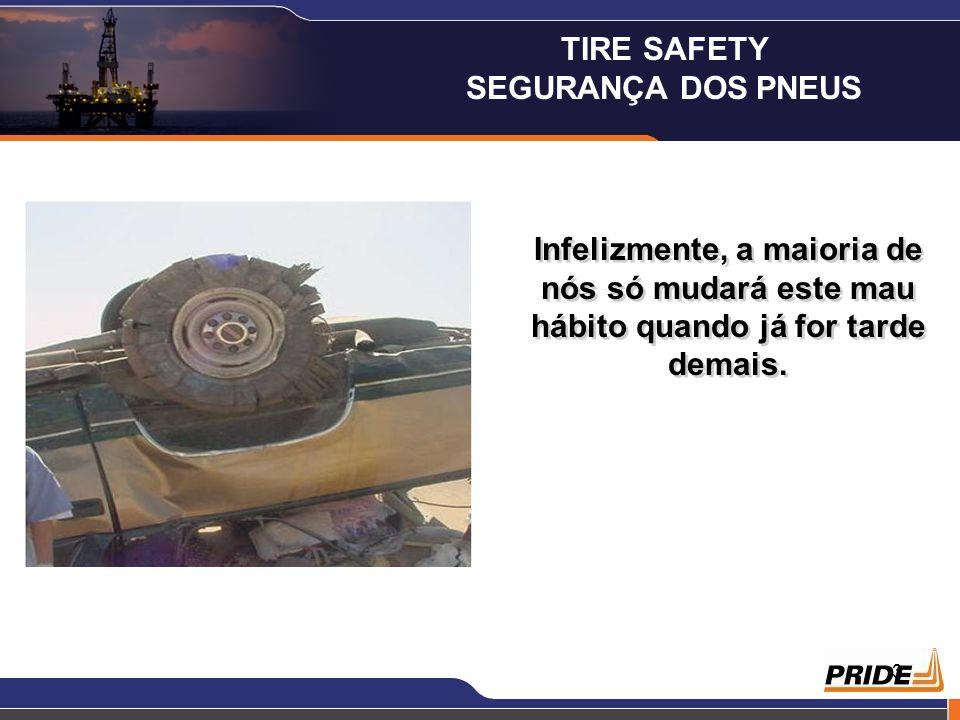 4 Sabia que os pneus caducam 4 anos depois de data de fabricação e esta data está estampada no lado do pneu.