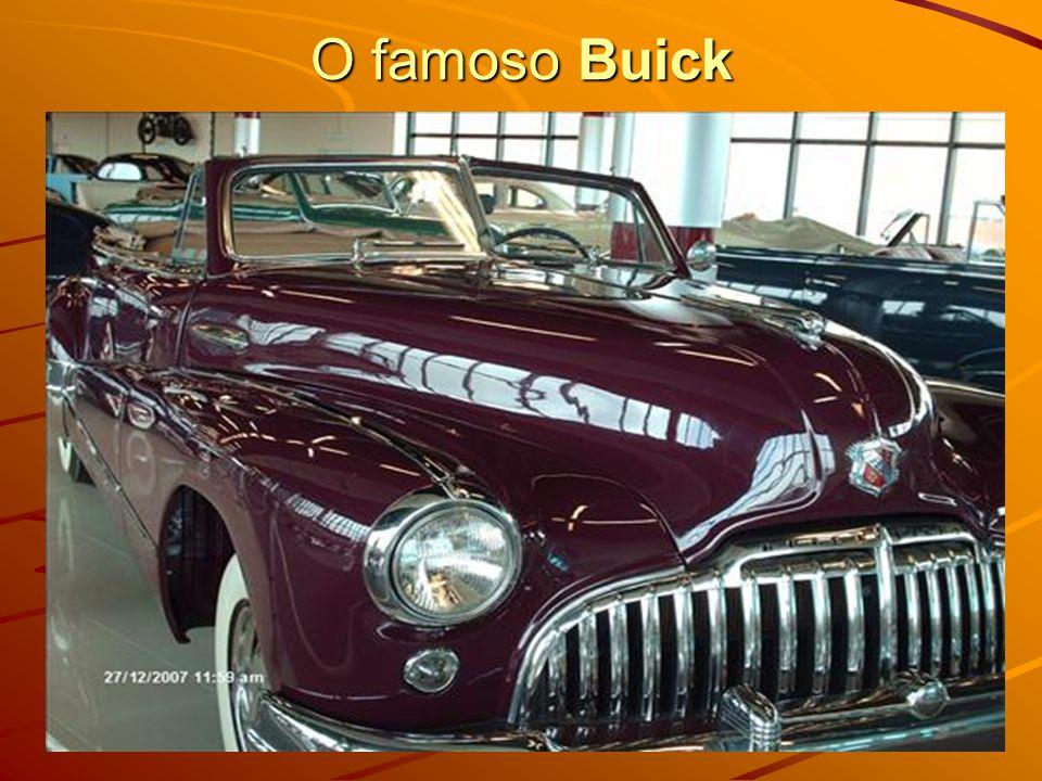 O famoso Buick