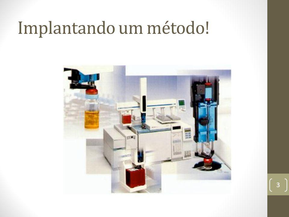 Implantando um método! 3