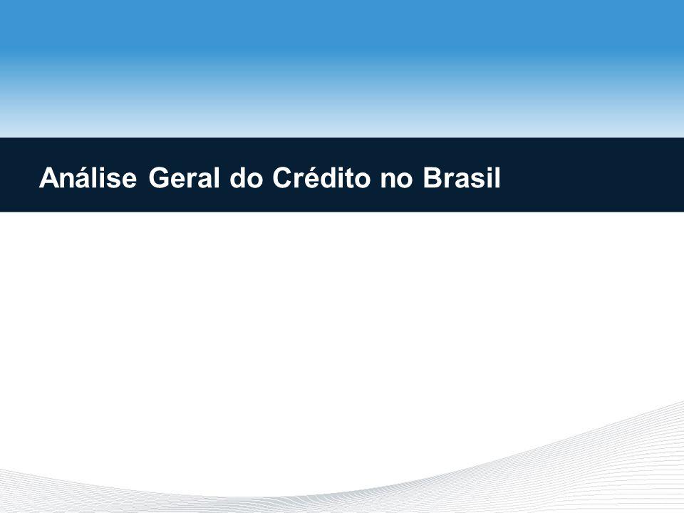 Análise Geral do Crédito no Brasil