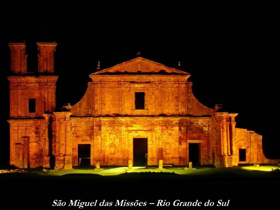 São Miguel das Missões – Rio Grande do Sul