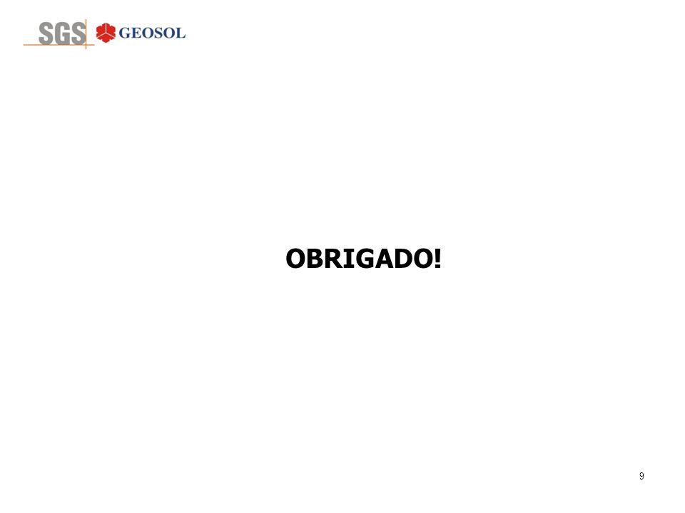 9 OBRIGADO!