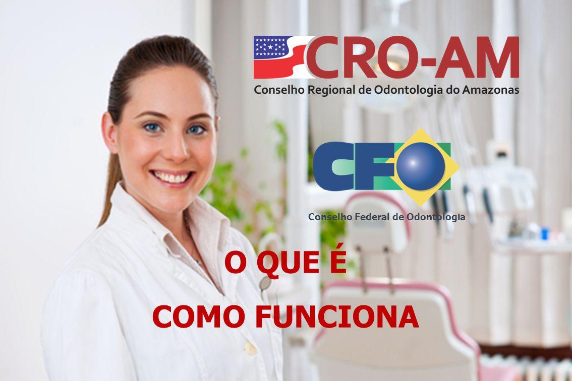 Conselho Federal de Odontologia O QUE É COMO FUNCIONA
