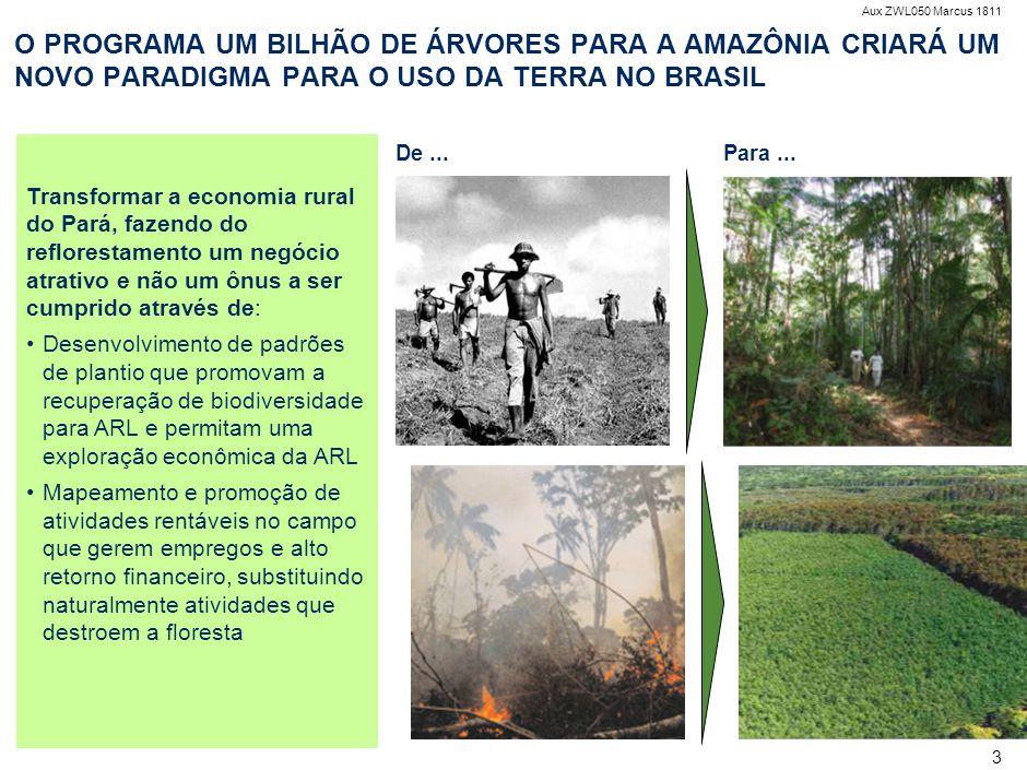 Aux ZWL050 Marcus 1811 4 O PROGRAMA NÃO É UMA CAMPANHA DE PLANTIO DE ÁRVORES Como se dá o reflorestamento.