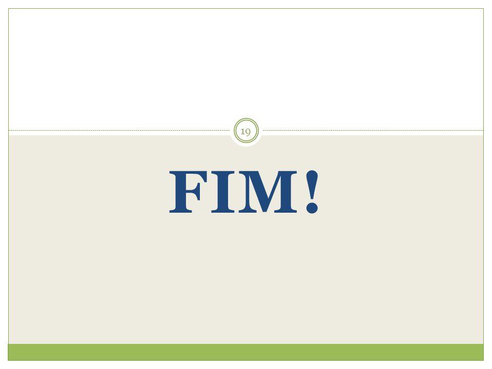 FIM! 19