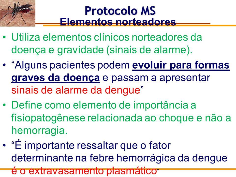 1. c)diferenças na classificação do MS para adultos e crianças Conteúdo do Manual Adultos