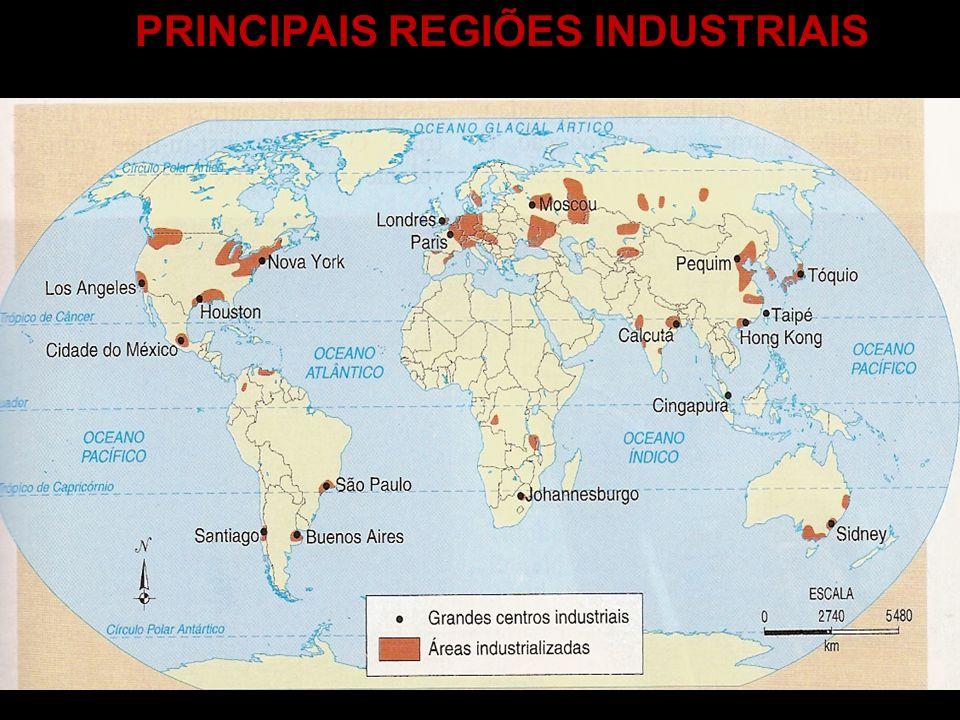 DO MODELO DE INDUSTRIALIZAÇÃO CLÁSSICA À NOVA GEOGRAFIA DAS INDÚSTRIAS A REVOLUÇÃO FOI UMA DECORRÊNCIA DA EVOLUÇÃO DO SISTEMA CAPITALISTA, QUE INSTAUROU A DIVISÃO INTERNACIONAL DO TRABALHO (DIT).