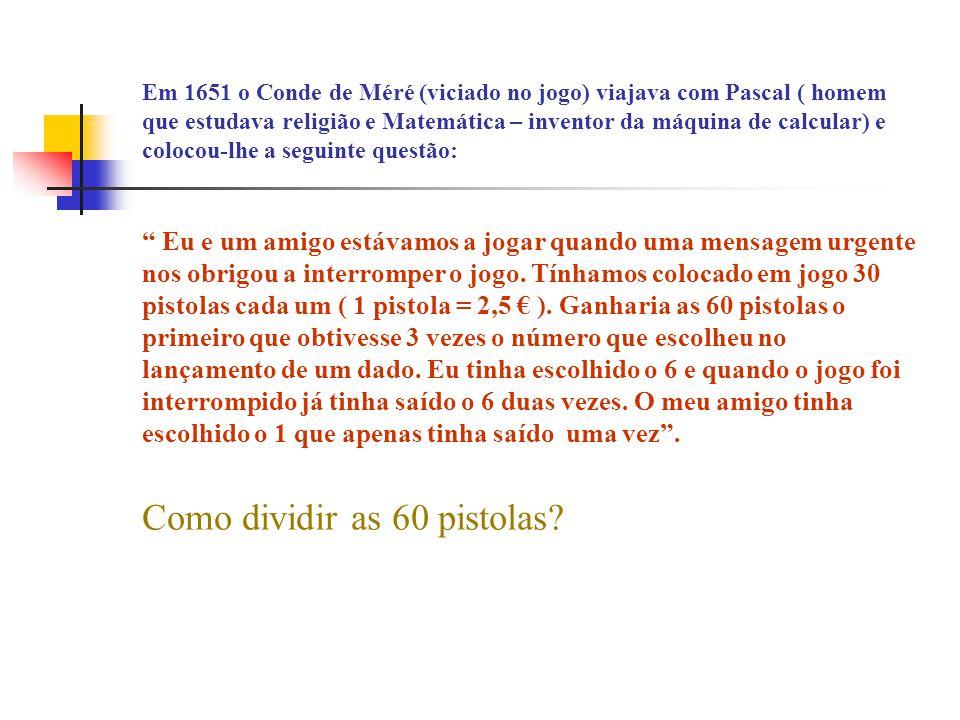 Probabilidades - 9º ano Elaborado por Paulo Almeida
