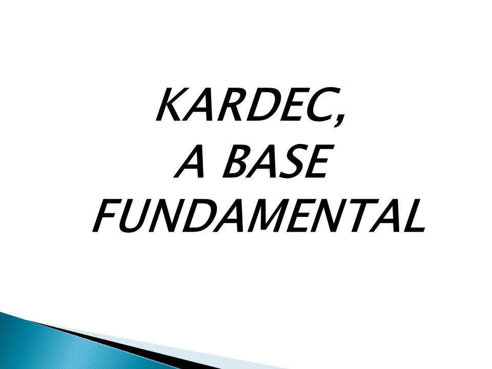 1 - Tendência ortodoxa: É o Kardecismo mais puro, exclusivo que não permite ulterior desenvolvimento, nem tolera a presença de outro espiritismo.