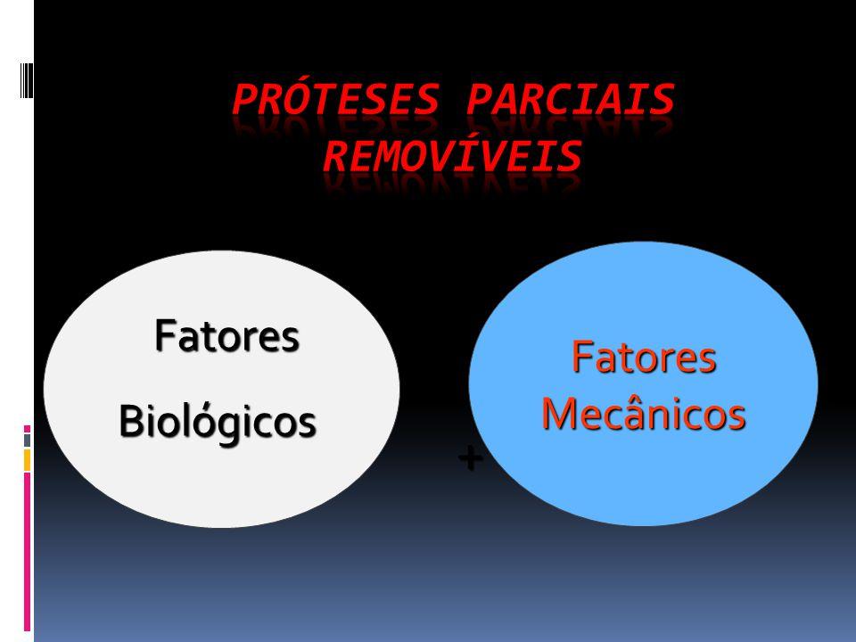 FatoresMecânicos Fatores FatoresBiológicos +