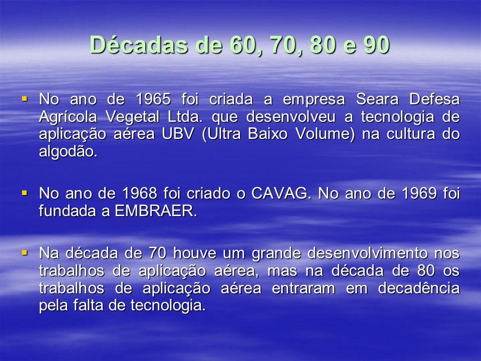 A empresa Sociedade Agrícola Mambú, foi buscar conhecimento sobre a tecnologia de aplicação no Equador, onde essa tecnologia de controle da Sigatoka e